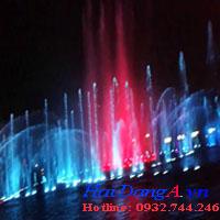 Nhạc nước times city Hà Nội