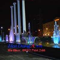 Phun nước Thiên Sơn Plaza Hà Nội