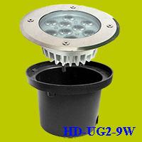 Đèn LED âm sàn HD-UG2-9w