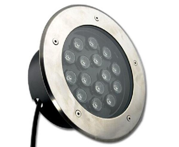 Đèn LED âm sàn đất hắt tường 15W