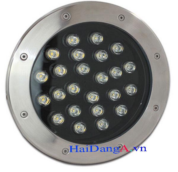 Đèn LED âm sàn ngoài trời 24W