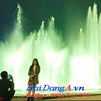 Nhạc nước quảng trường Hà Tĩnh