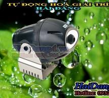 Đầu phun nước cầu vồng chức năng bắn từng cụm HDN-JP