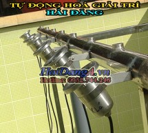 Đường ống inox gia công sẵn cho đài phun nước