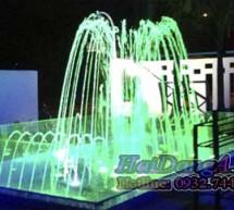 Thiết kế phun nước, nhạc nước tại Bình Dương, Đồng Nai, Long An