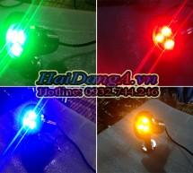 Đèn LED thả ngầm âm dưới nước HD-UW3W-A, HD-UW3W-B, HD-UW3W-C