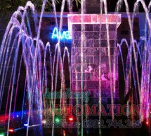 Đài phun nước nghệ thuật sân vườn biệt thự