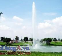 Hệ thống đài phun nước nghệ thuật công viên Thành Phố Bình Dương