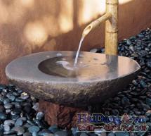 Hình ảnh đài phun nước mini trong nhà