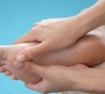 Cách chữa bệnh hà ăn chân