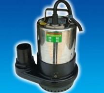 Bơm chìm âm nước NTP 370W (1/2HP)