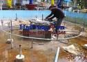 Hệ thống phun nước nhà công tử Bạc Liêu