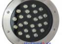 Đèn LED chiếu âm sàn, sân vườn 24W
