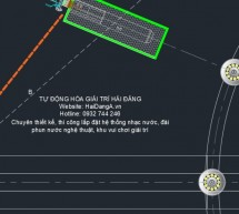 Hiển thị nét đậm kích thước đường đoạn trong CAD bằng tắt bật LWT