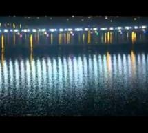 Video hệ thống phun nước trên cầu
