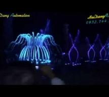 Video nhạc nước Vinpearl Land Phú Quốc