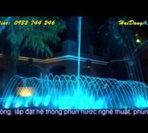 Video nhạc nước quán cafe V9 thị trấn Đất Đỏ Bà Rịa Vũng Tàu