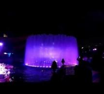 Hệ thống đài phun nước, nhạc nước nghệ thuật tại Symbio, Hồng Kông