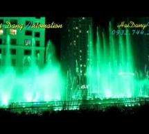 Video nhạc nước Times City – Hào Khí Việt Nam