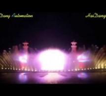 Nhạc nước Hải Đăng chúc mừng năm mới