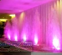 Đài phun nước nghệ thuật khách sạn Reverside Palace