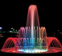 Hệ thống nhạc nước trong Grandviews Phú Mỹ Hưng – Tp. Hồ Chí Minh