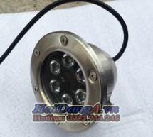 Đèn thả ngầm âm nước loại HD-UW6*3W